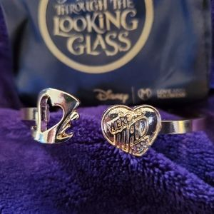 Disney Through the Looking Glass Mad Hatter Cuff